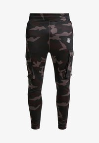 SIKSILK - ATHLETE PANTS - Teplákové kalhoty - dark - 3