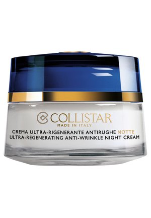 ULTRA-REGENERATING ANTI-WRINKLE NIGHT CREAM - Night care - -