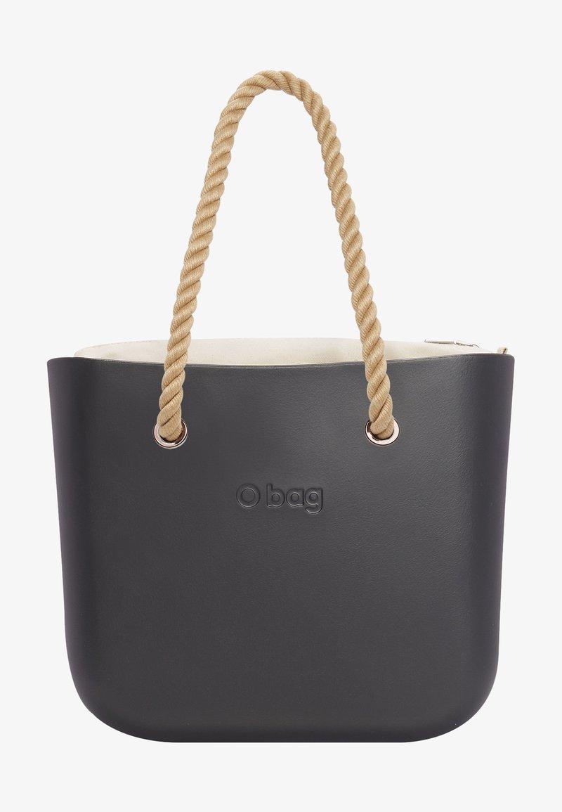 O Bag - Tote bag - grafite