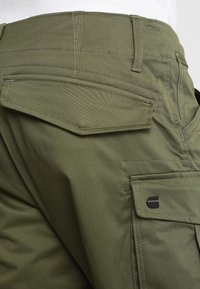 G-Star - ROVIC ZIP RELAXED - Shorts - sage - 5