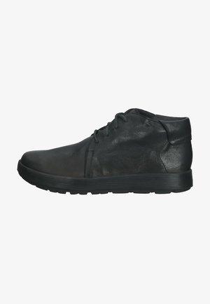 Veterschoenen - schwarz