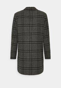 Jack & Jones PREMIUM - JPRBLAMOULDER CHECK - Classic coat - dark grey melange - 8