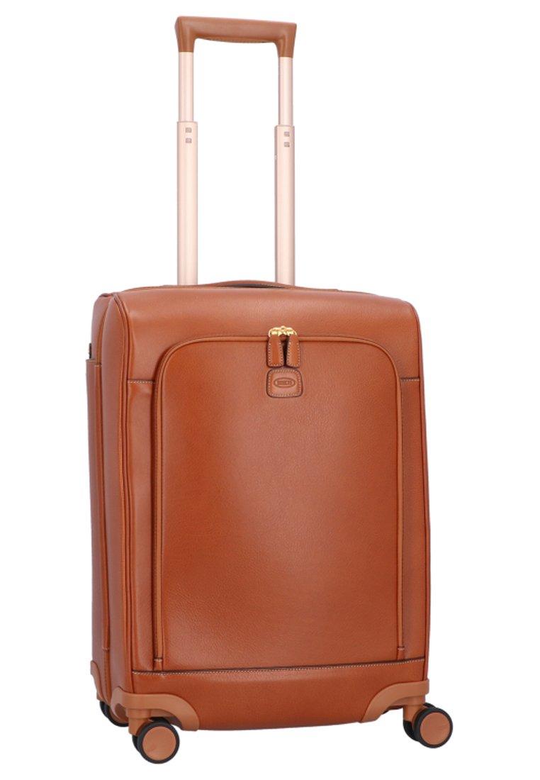 Brics Trolley - leather/braun - Herrentaschen zLI7f