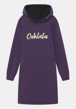 GIRLS OOHLALA DRESS - Day dress - aubergine reactive