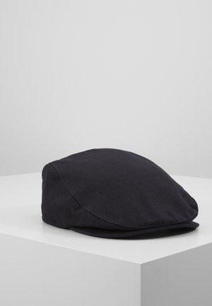 CONTIN FLAT CAP - Cap - navy