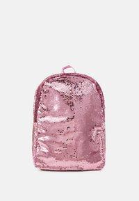 Name it - BAG SET - Rucksack - pink peacock - 0