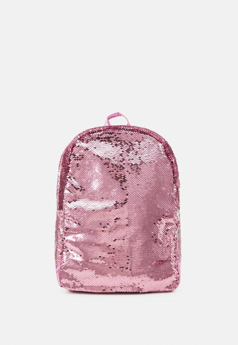 Name it - BAG SET - Rucksack - pink peacock