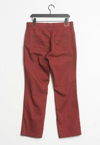 BRAX - Trousers - red - 1