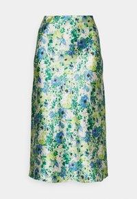 Lindex - SKIRT MEDEA - A-line skirt - blue - 5