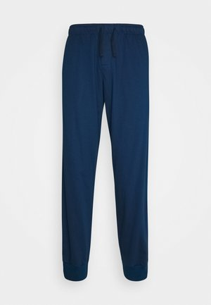 LANG BÜNDCHEN - Pyjama bottoms - nachtblau