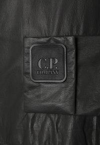 C.P. Company - TURTLE NECK - Sweatshirt - pirate black - 6