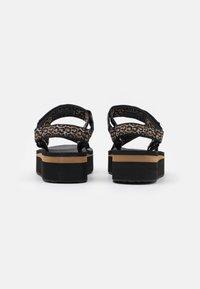 Teva - FLATFORM UNIVERSAL WOMENS - Walking sandals - multicolor - 2