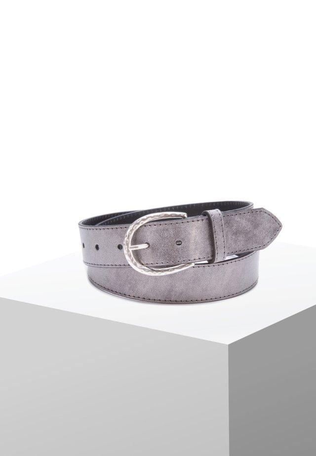 DAMENGÜRTEL - Belt - grey
