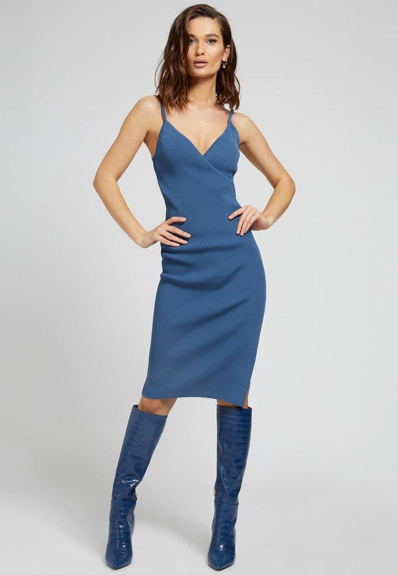 Guess - Shift dress - blau