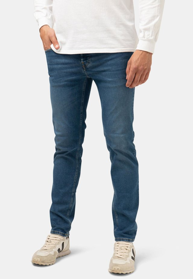 Straight leg jeans - pure blue