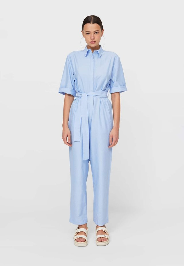 Overall / Jumpsuit /Buksedragter - blue