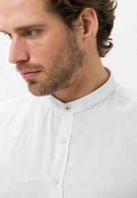 BRAX - LARS - Shirt - white - 4