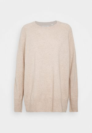 THE SLOUCHY - Jumper - oatmeal