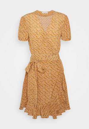 LINETTA DRESS - Day dress - beige