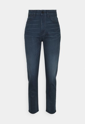 JANEH ULTRA HIGH MOM ANKLE - Relaxed fit jeans - worn in rivulet