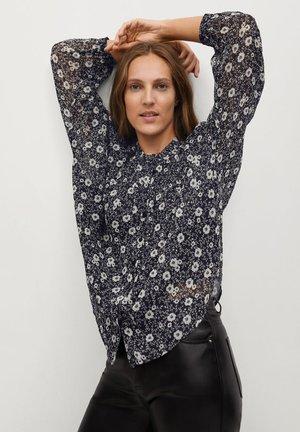 ELISA - Skjortebluser - schwarz