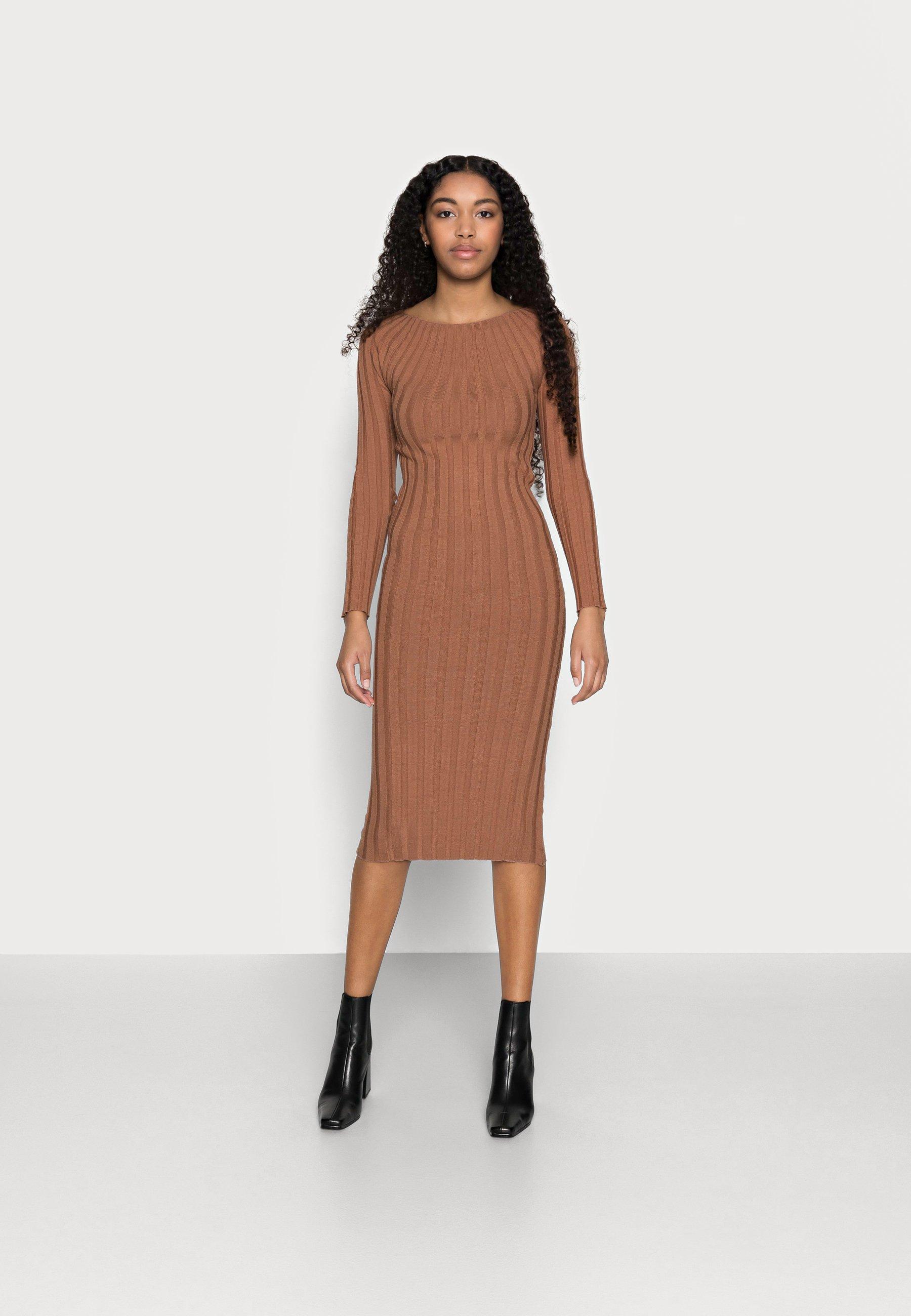 Women YASVERONICA MIDI DRESS  - Shift dress