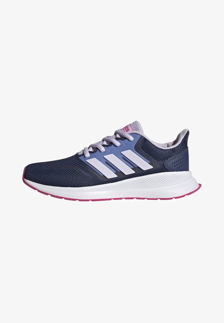 adidas Performance - RUNFALCON SHOES - Obuwie do biegania treningowe - blue