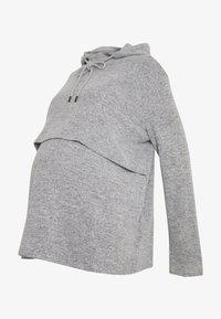 Forever Fit - NURSING HOODIE - Sweatshirt - grey - 4