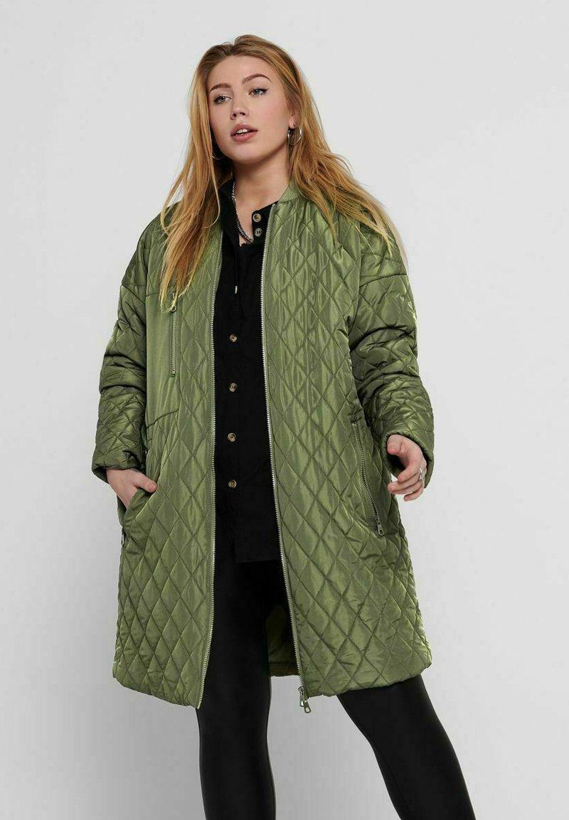 ONLY Carmakoma - Winter coat - kalamata