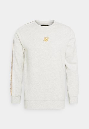 TAPE CREW - Sweatshirts - snow marl