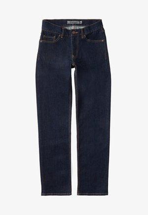 WORKER STRAIGHT - - Straight leg jeans - indigo rinse
