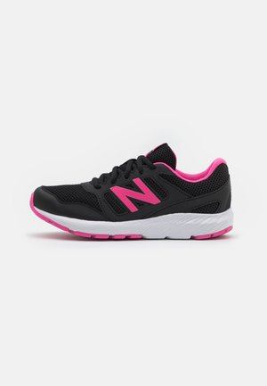 570 UNISEX - Obuwie do biegania treningowe - black/pink