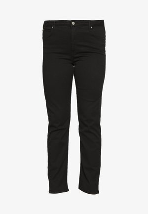 CLASSIC - Straight leg -farkut - black