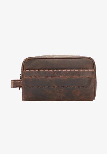 BALTIMORE  - Wash bag - mokka