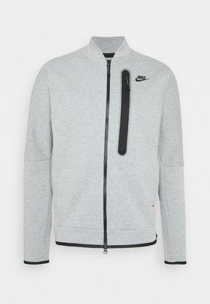 Sportovní bunda - grey heather/black