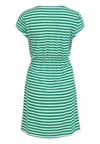 Vila - VIMOONEY STRING - Jersey dress - pepper green - 6