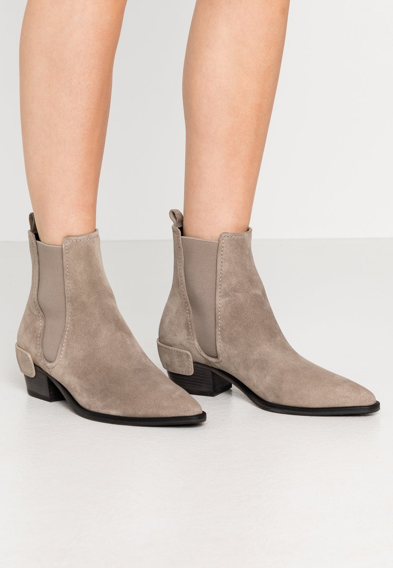 Kennel + Schmenger - ROCKY - Classic ankle boots - pebble