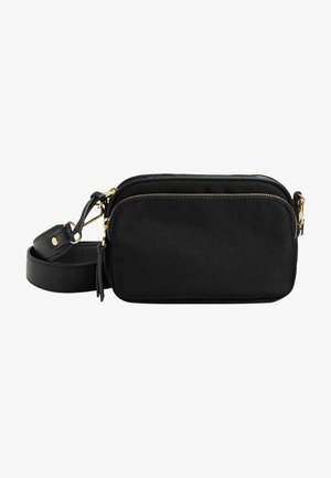 KAROSTOFF  - Across body bag - black