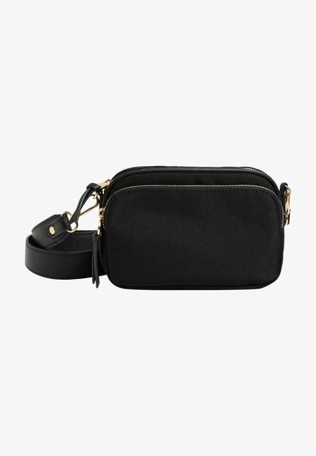 KAROSTOFF  - Across body bag - black