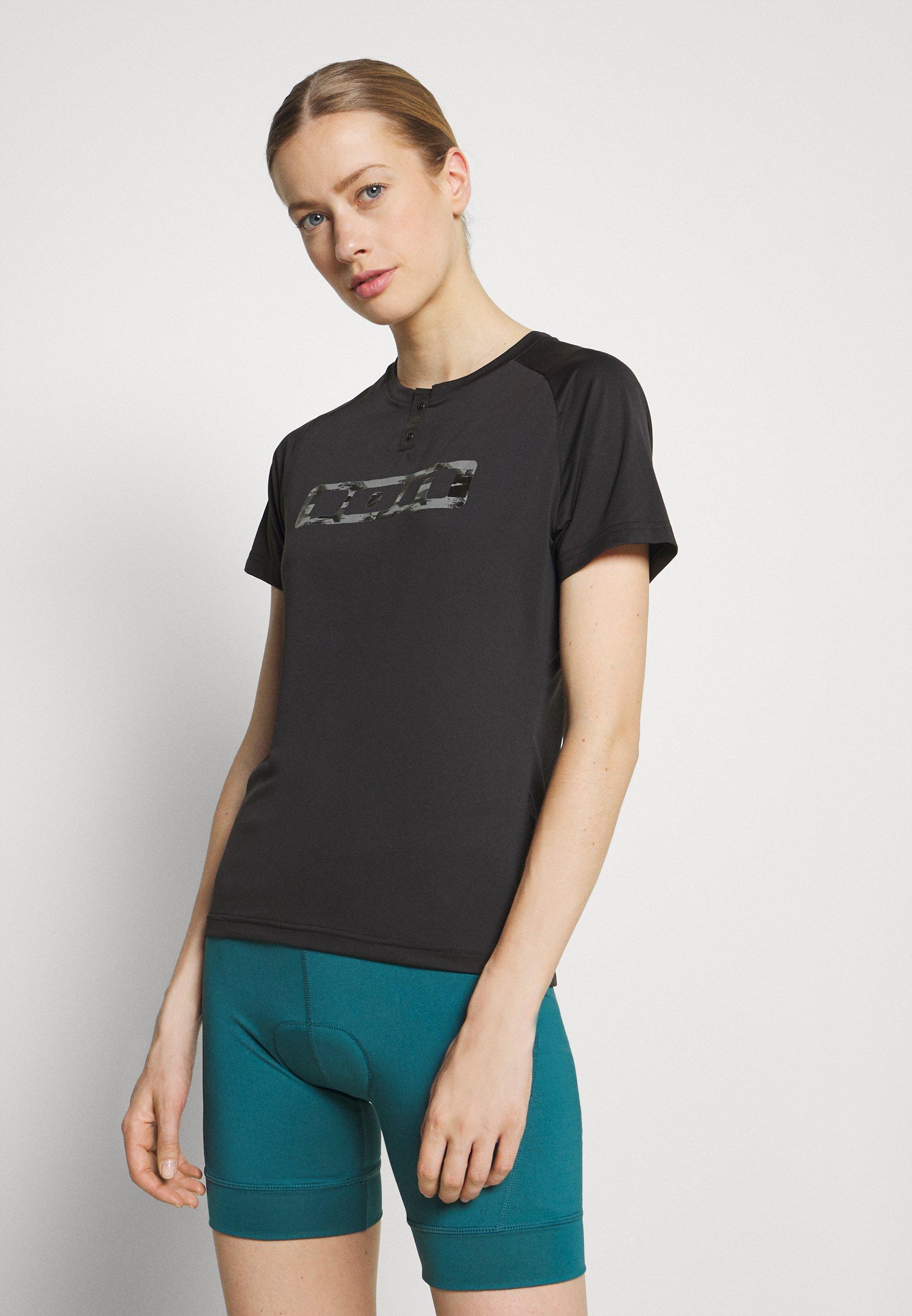 Women BUTTON TEE TRAZE - Print T-shirt