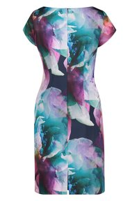 Vera Mont - Shift dress - dark blue/pink - 3