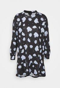 River Island Petite - Žerzejové šaty - black - 0