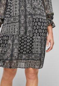 Triangle - Day dress - black - 6