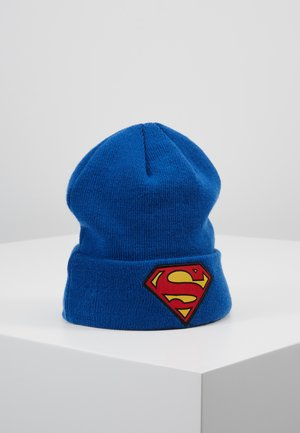KIDS CHARACTER CUFF SUPERMAN  - Čepice - blue