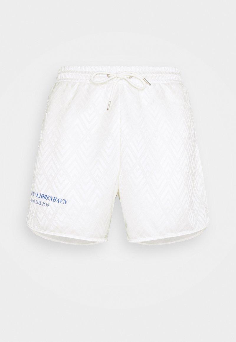 Han Kjøbenhavn - FOOTBALL - Shorts - off white