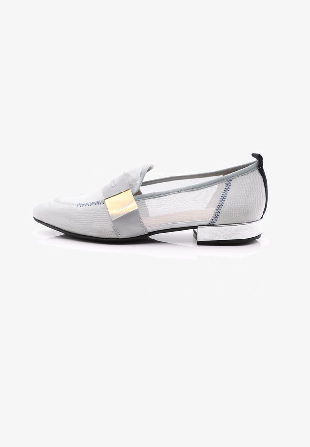 POINTED-TOE - Instappers - silver