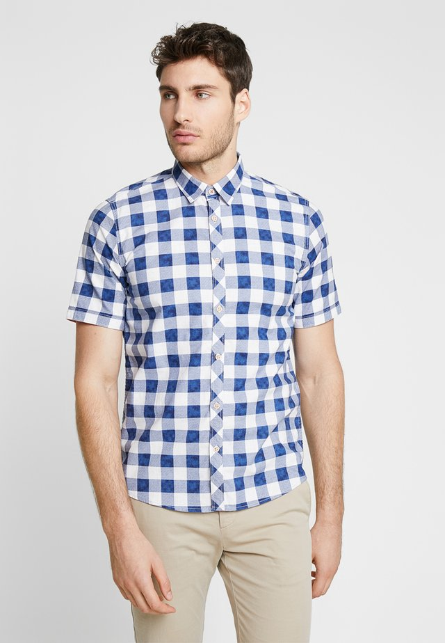RAY  - Shirt - mid blue washed