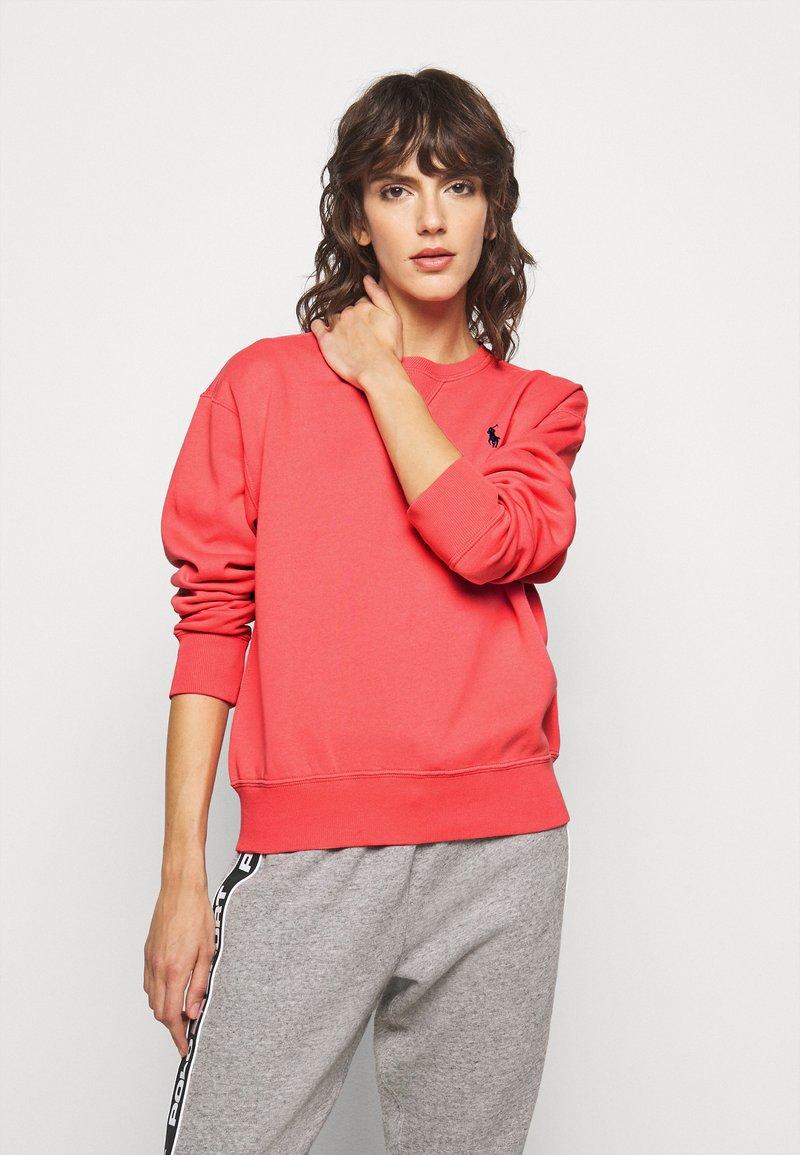 Polo Ralph Lauren - LONG SLEEVE - Sweatshirt - amalfi red