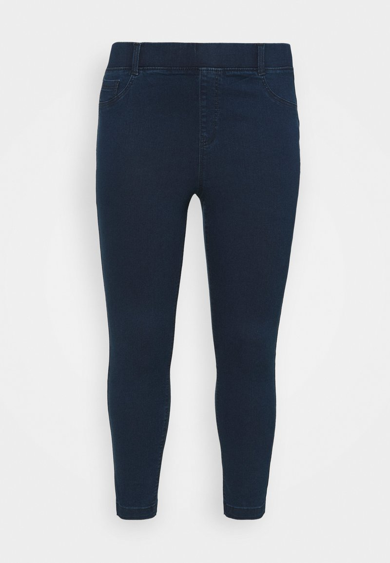 CAPSULE by Simply Be - AMBER - Jeans Skinny Fit - indigo