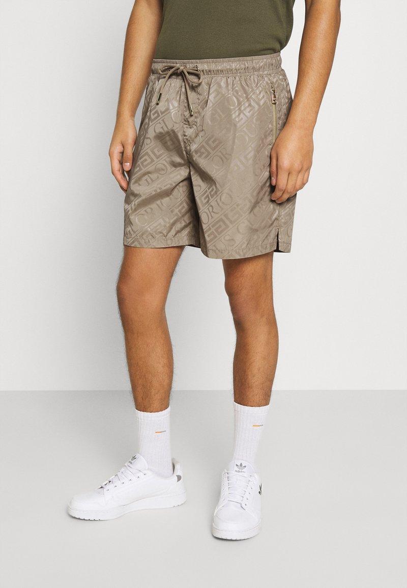 Glorious Gangsta - BANTU  - Shorts - sand